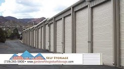 Garden Of The Gods Self Storage | Storage in Colorado Springs