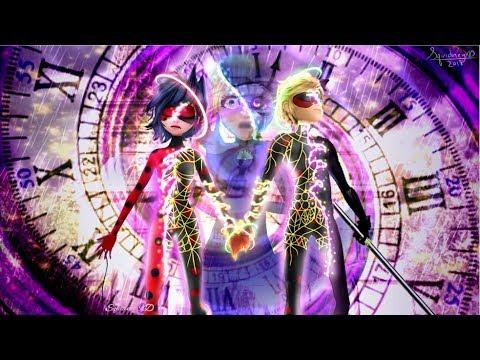 Miraculous: Ladybug: Speededit: Reversing the Clock #4 (The