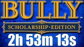 BULLY:SE - Speedrun (2h 53m 13s)
