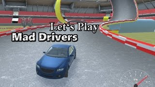 Let's Play: Mad Drivers (Sandbox)
