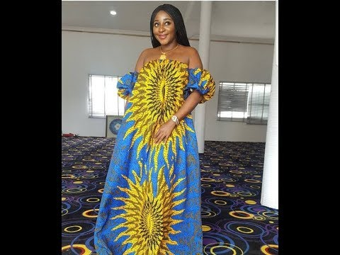 100+ Unique Ankara Styles For Ladies: African Fashion 2018