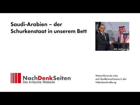 Saudi-Arabien – der Schurkenstaat in unserem Bett | Jens Berger | NachDenkSeiten-Podcast