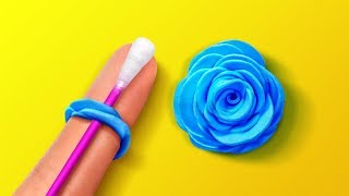 20 AWESOME FLOWER CRAFTS YOU CAN MAKE SO EASY