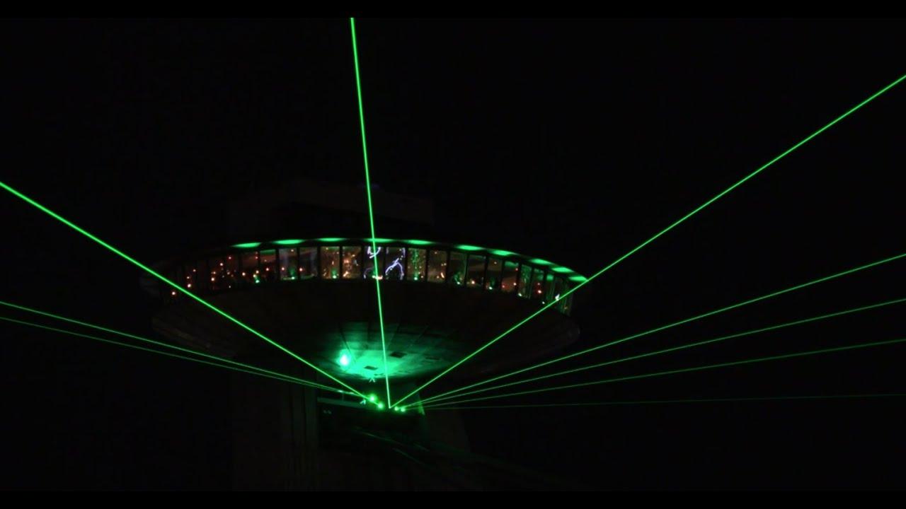 Outdoor Laser Show Projector