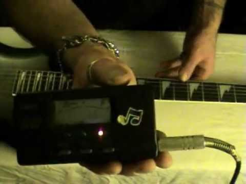 how to tune a floating bridge electric guitar youtube. Black Bedroom Furniture Sets. Home Design Ideas