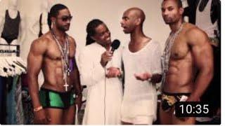 ATL White Party  2012 - 3LWTV