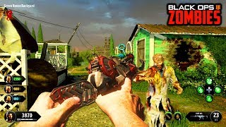 """EARLY """"ALPHA OMEGA"""" GAMEPLAY - BLACK OPS 4 ZOMBIES DLC 3 GAMEPLAY"""