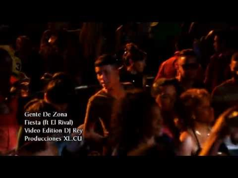 """Gente de Zona – """"Fiesta"""" (en vivo en la Cecilia, Cuba)"""