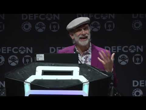 Bruce Schneier - Information Security In The Public Interest - DEF CON 27 Conference