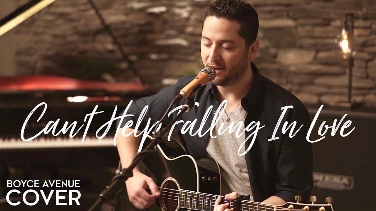 Can't Help Falling In Love – Elvis Presley (Boyce Avenue acoustic cover) on Spotify & Apple