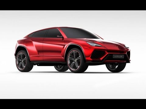 Should Lamborghini Build An SUV? -- /ROAD TESTAMENT