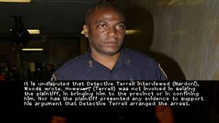 Federal judge tosses sixth civil suit against Bronx Detective David Terrell