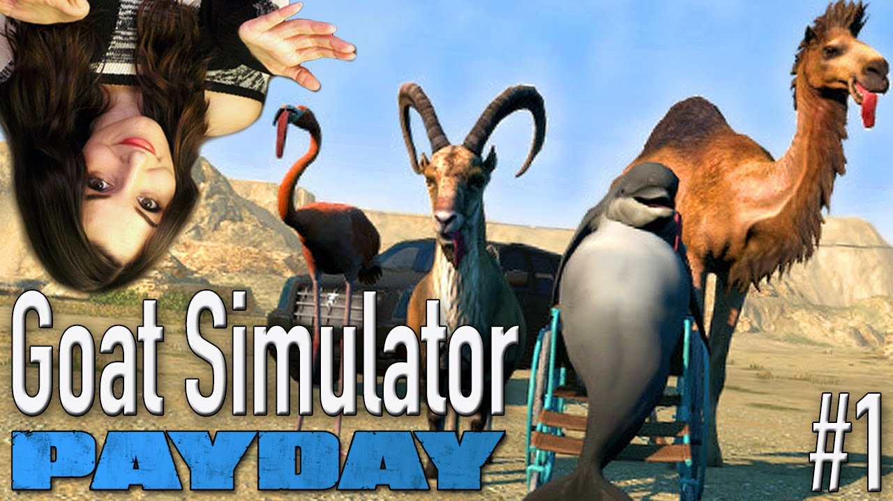 how to get goat simulator payday for free