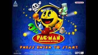 Pac-Man Adventures in Time-The Ultimate Pac man Remix!