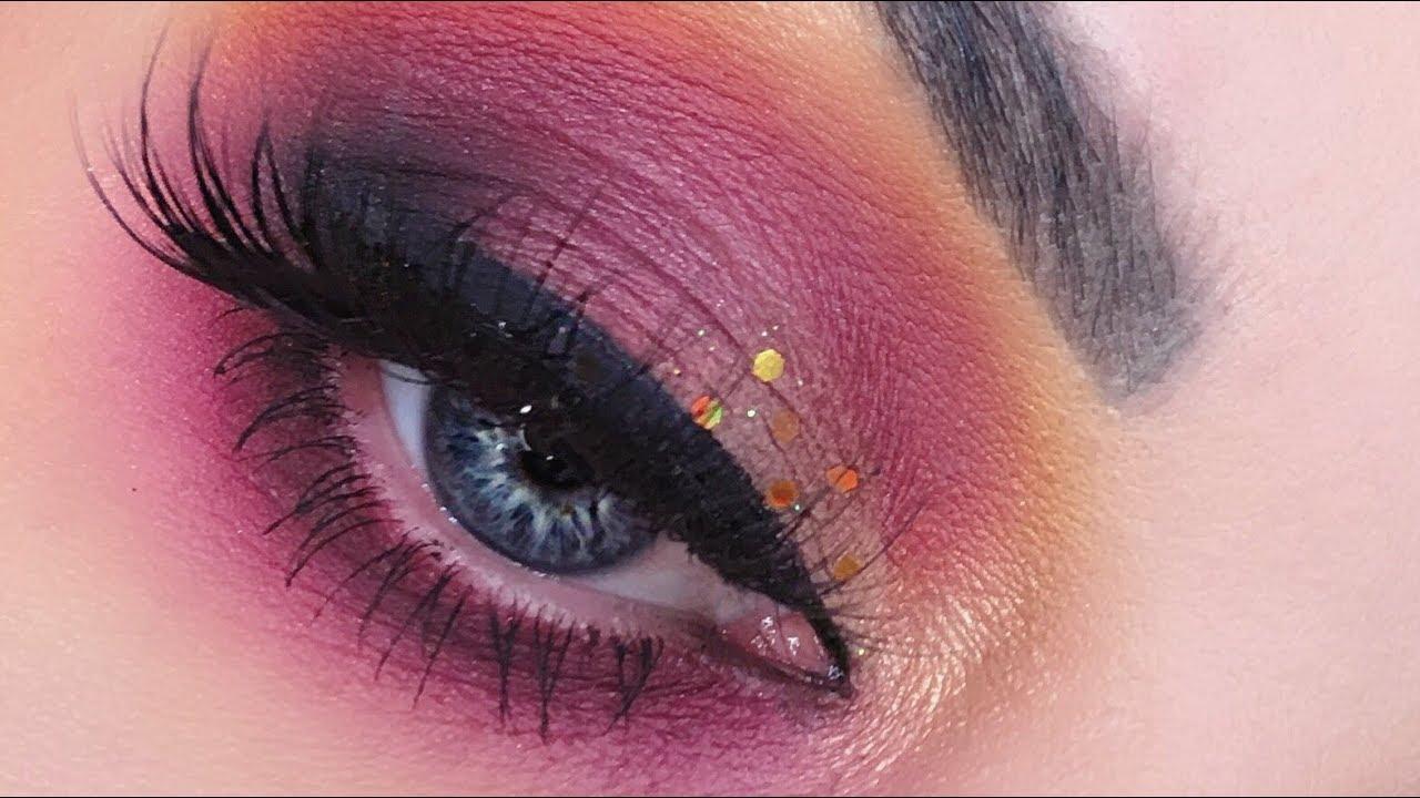 Schön Augen Make Up Schritt Für Schritt Ideen Von #makeup #transformation #grwm