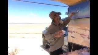 Painting Plein Air at the Beach