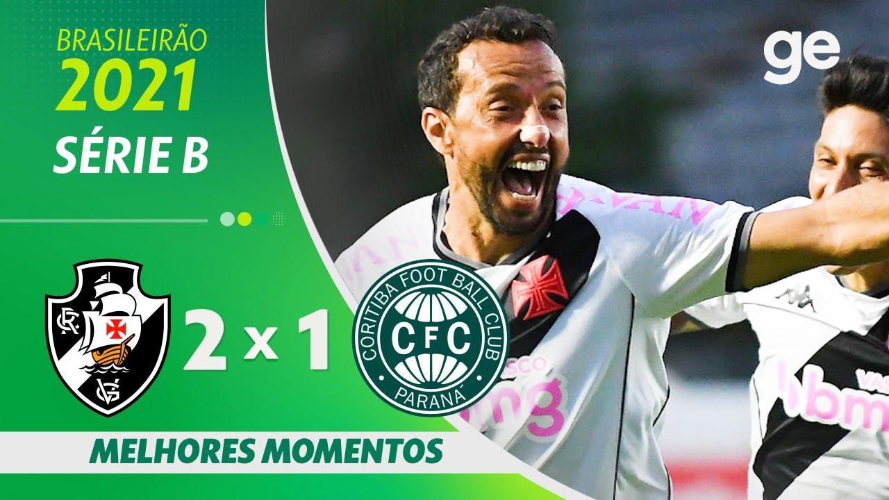 Download VASCO 2 X 1 CORITIBA | MELHORES MOMENTOS | 30ª RODADA SÉRIE B 2021 | ge.globo