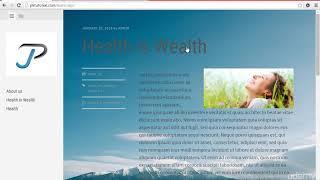 Wordpress Section Summary Advice By MNK