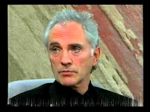 Terence Stamp on the Late late Show 1988