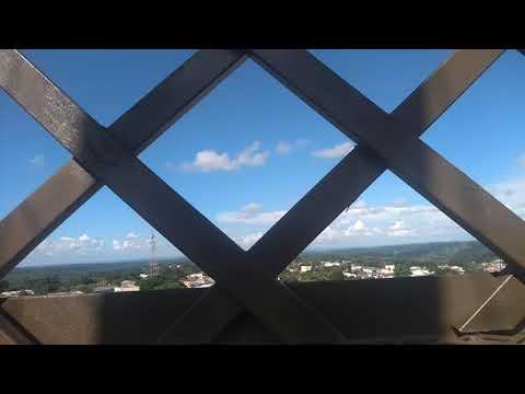Férias no Paraná, cidade Ivaiporã torre Eifel