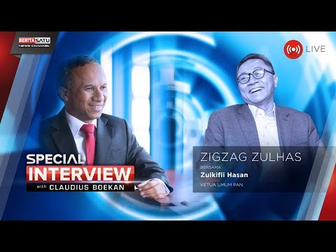 Special Interview with Claudius Boekan: Zigzag Zulhas