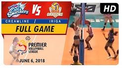 PVL RC Season 2 - WD: Cool Smashers vs. Lady Oragons | Full Game | 1st Set | June 6, 2018