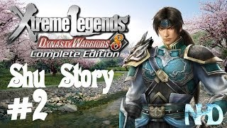 Dynasty Warriors 8 XLCE [PC] (Shu Story Mode pt2 - Zhao Yun) Battle of Hulao Gate