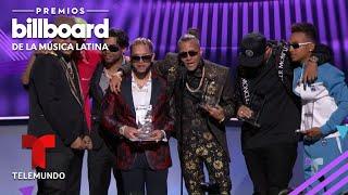 'Te Boté' gana en la categoría 'Hot Latin Song' Canción del Año | Premios Billboard 2019