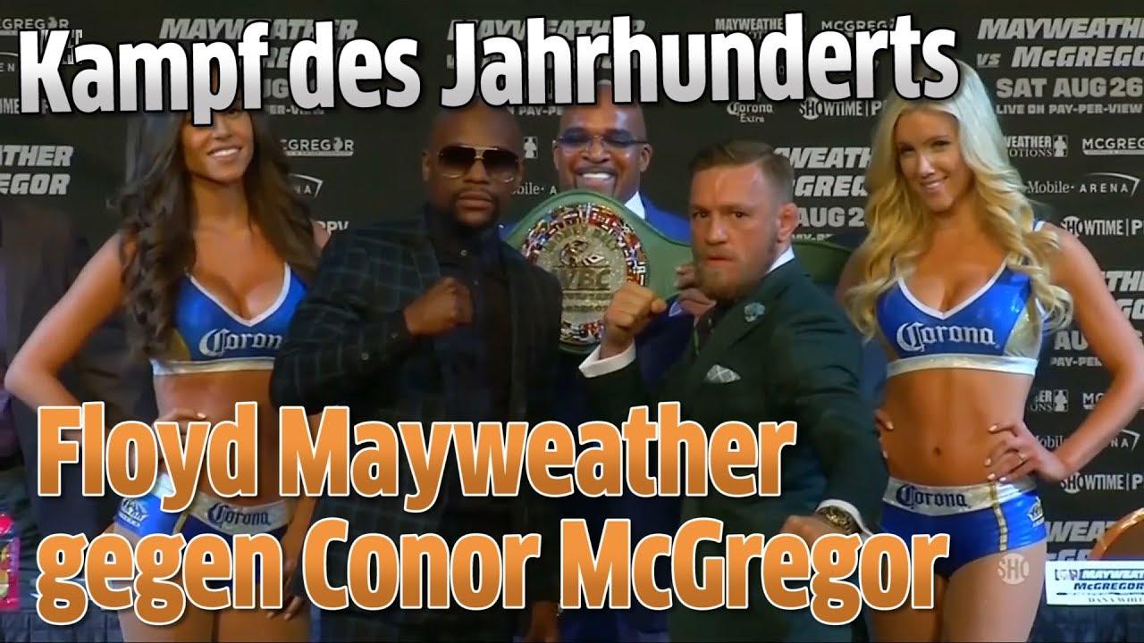 Mcgregor Gegen Mayweather