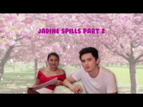 JADINE Spills Part 2