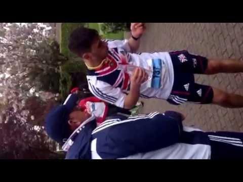 Team GB Runner Robbie Britton 23 hours into the World 24 hr Championships. I've felt better...