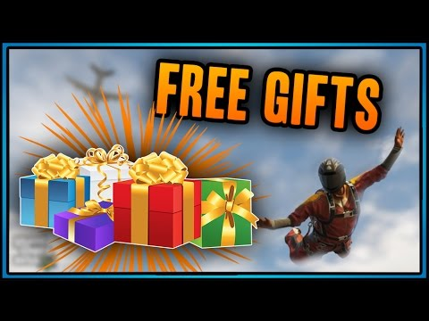 GTA 5: HOW TO GET FREE GIFTS FROM ROCKSTARGAMES!! (Free GTA 5 Gifts)