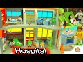 Doctors At Children's Medical Hospital Playmobil Video - Cookie Swirl C