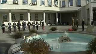 S.M. el Rey visita el Mando de Operaciones del Estado Mayor de la Defensa