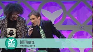 bill wurtzs 2016 shorty awards speech fixed