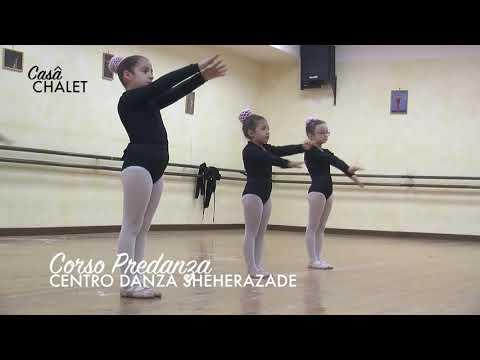 Corso predanza, il primo approccio alla danza