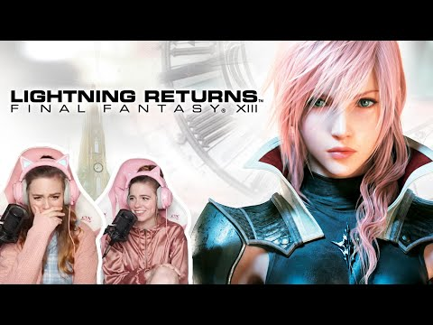 I Played Lightning Returns: Final Fantasy XIII For The First Time!