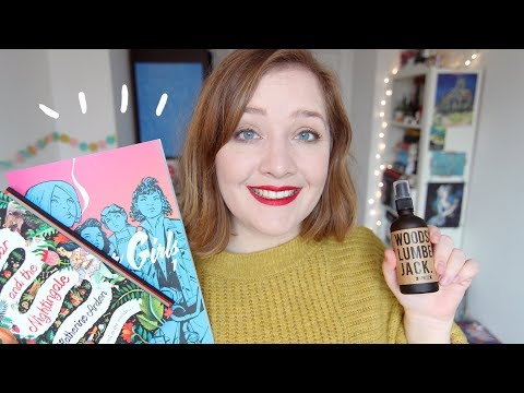 Pins, Books & Other Indie Faves | 🎄 My Christmas Gift Guide!