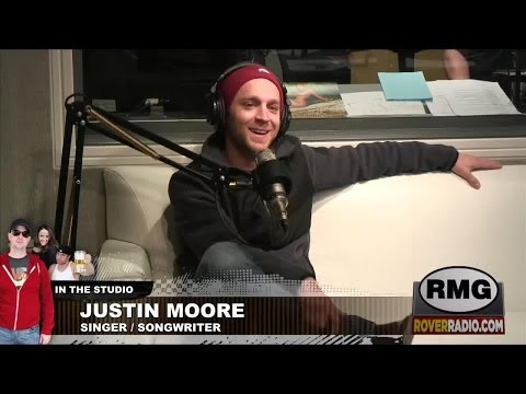 Country star Justin Moore - full interview