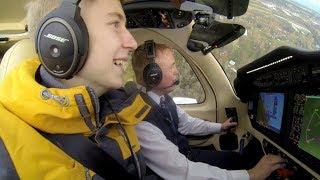 Профпогружение № 26: пилот гражданской авиации