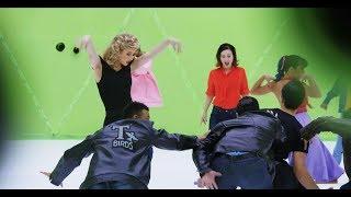 'Grease' at 40: Volumetric Capture at Intel Studios Celebrates Iconic Movie