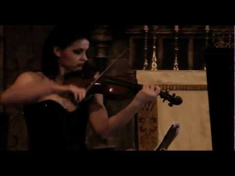 Lana Trotovsek performs Gershwin Porgy and Bess Fantasy by Frolov