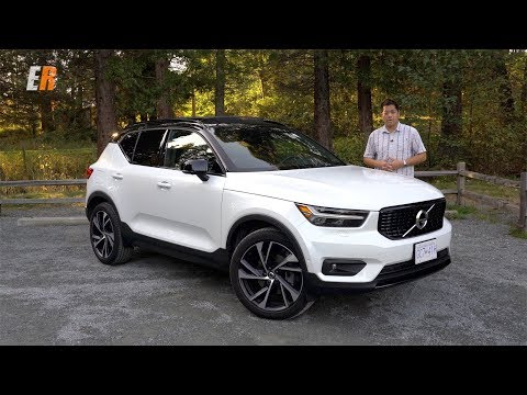 2019 Volvo XC40 Review - They've Got Another Winner