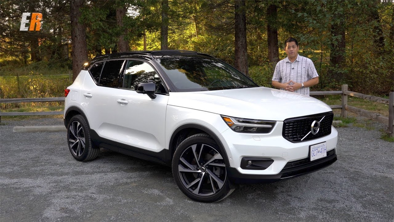 2019 Volvo XC40 Review - They've Got Another Winner - YouTube