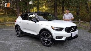 2019 Volvo XC40 Review - They