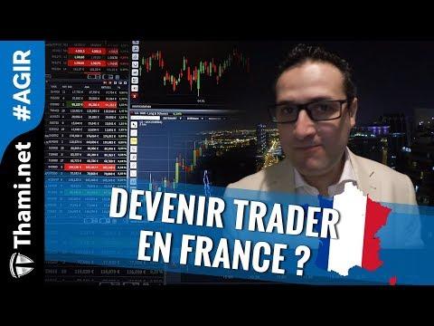 Peut-on trouver un job de trader en France ? [REPLAY]