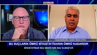 Erkam Tufan'la 30 Dakika Konuk Ceza Hukukçusu Murat Akkoç- Bylock Davaları