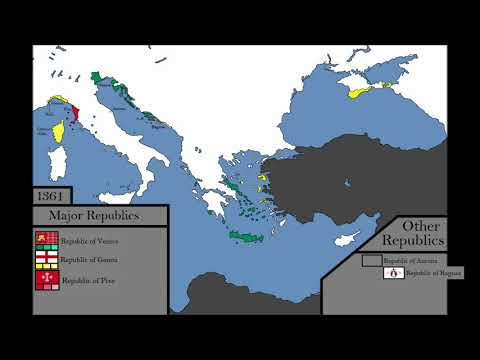The Maritime Republics