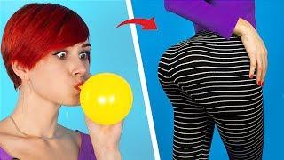 15 Harika Balon Hilesi ve Oyunu / Dev Bir Balonun İçinde!