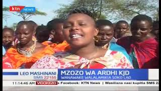 Mzozo wa ardhi Kajiado ya kati wanawake wanalalamika baada maafisa wa kaunti kuwanyima haki